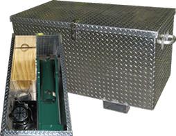 100 Ton Field Press | OTC Track Pin Press | Track pin removal