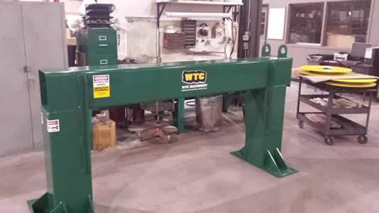 Wtc Cylinder Bench Benefits Gt Wtc Machinery