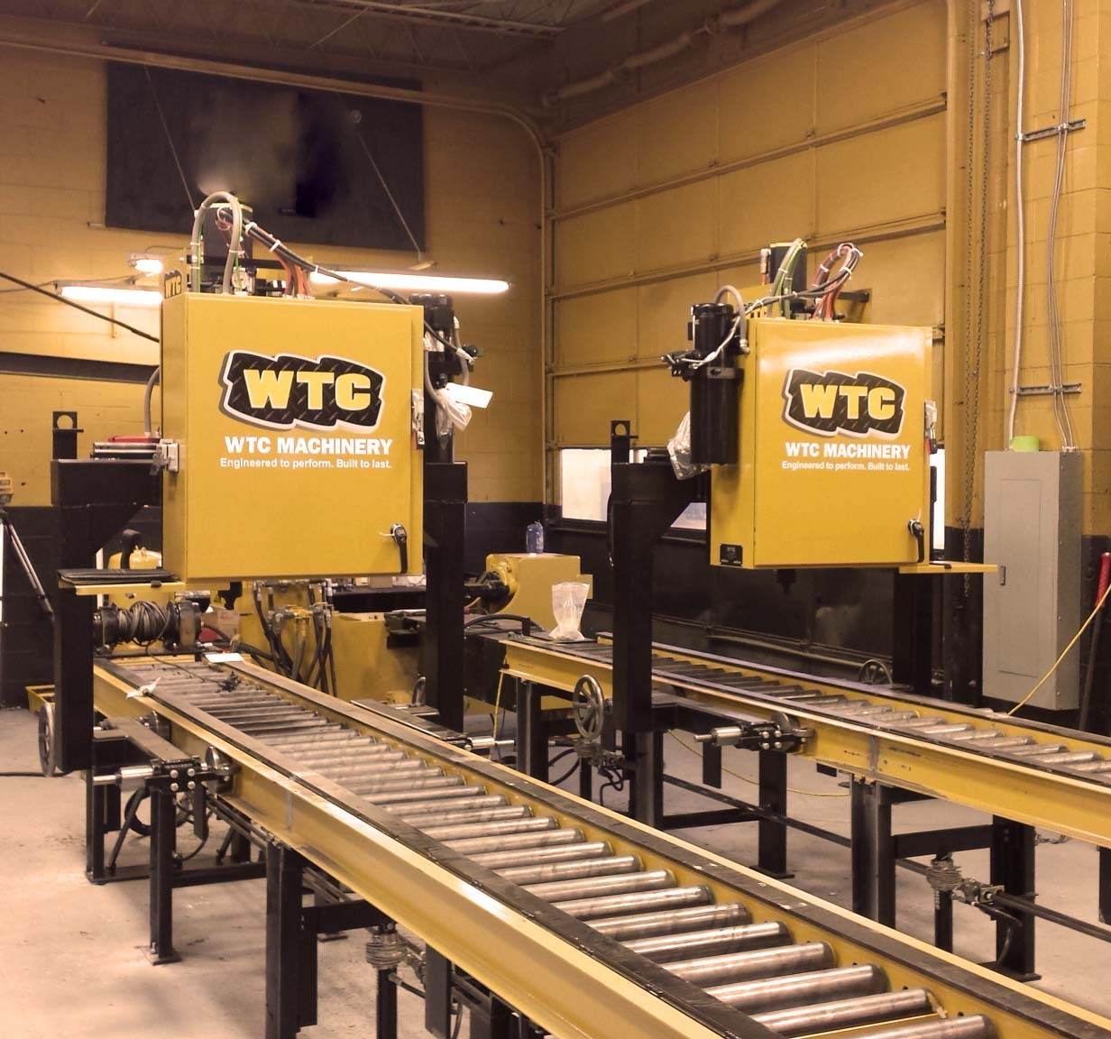 Track Talk - New Blog | WTC Machinery