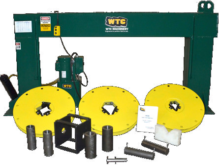 Small Cylinder Repair Stand For Hydraulic Cylinder Disassembly