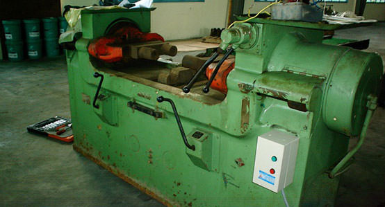Used Pin Press Table